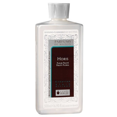horis 500ml signature fragrance oil by lampe berger. Black Bedroom Furniture Sets. Home Design Ideas